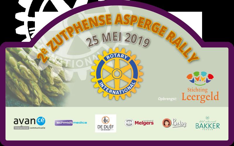Asperge Rally 2019